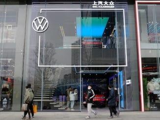Volkswagen ID series China