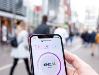 South Korea 5G speed