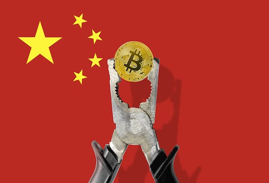 crypto-related China