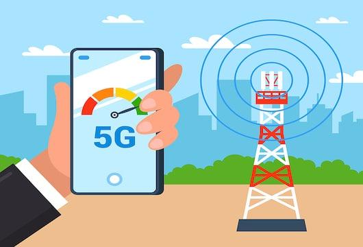 Airtel 5G field trial