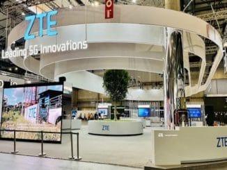 ZTE empowering digital transformation MWC