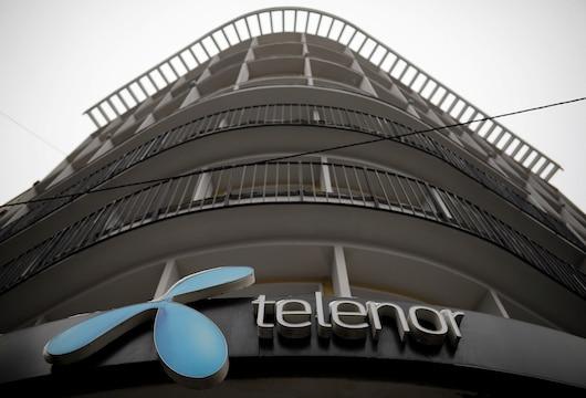 Telenor growth Asian markets
