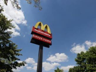 McDonald's global app