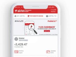 Airtel Payments Bank digital banking