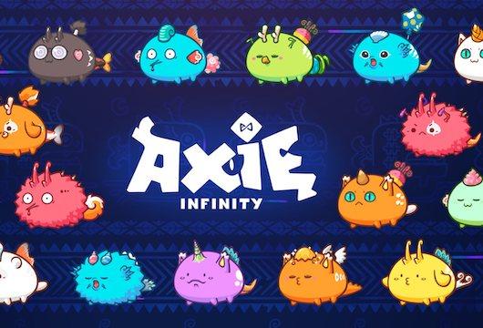 NFT gaming axie infinity