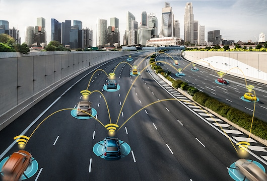 connected car telcos ecosystem