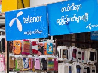 Telenor future Myanmar