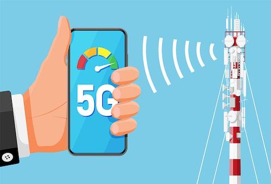 Saankhya Labs 5G trial