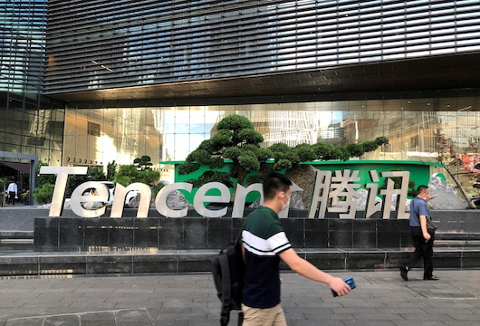 China's technology and chip sectors come under fresh selling pressure