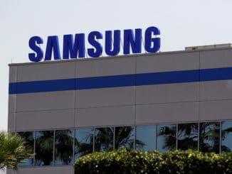 Samsung chip making investment
