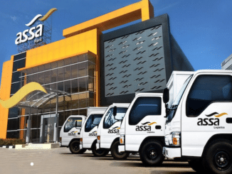 Indonesia logistics ASSA
