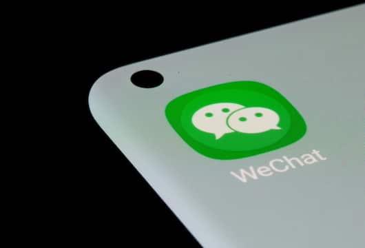 external links WeChat