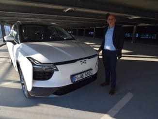 China electric carmakers Europe