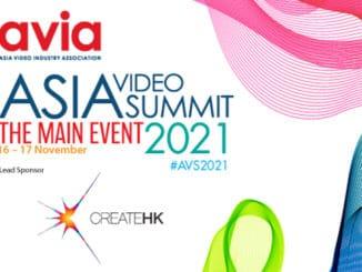Asia Video Summit 2021 satellite