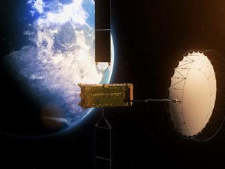Inmarsat satellite spectrum