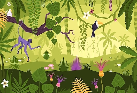 virtual evolution Darwin