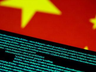civilised internet China