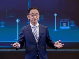 Ryan Ding Huawei MBBF