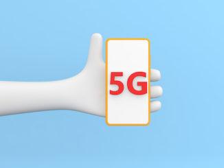 5G smartphones userbase India
