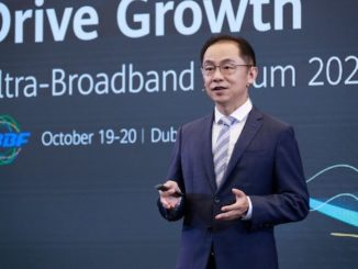 ryan ding huawei enterprise connectivity growth